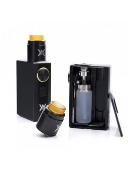 Athena Squonk Kit - Box Bottom Feeder con atomizzatore  Home
