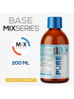 Base Neutra 200 ml Drip 70/30 - Formato Mix Series TPD  Home