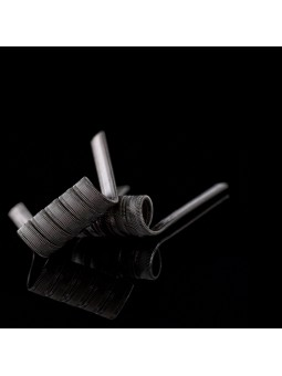 Ribbon Framed Staplestaggerton (~.09Ω Dual Coil) By Ohmland Ohmland Home